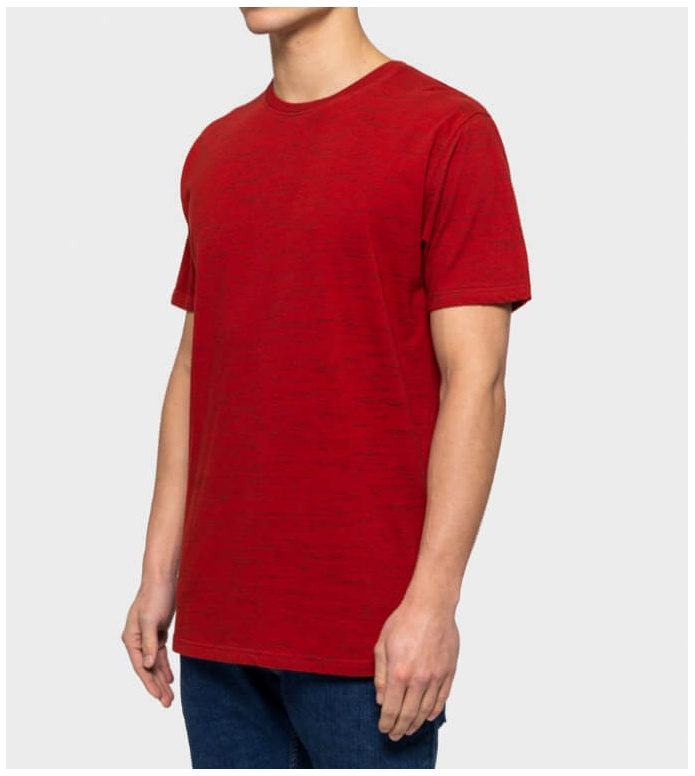 Revolution (RVLT) Revolution T-Shirt 1149 red