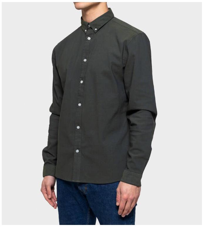 Revolution (RVLT) Revolution Shirt 3718 green army