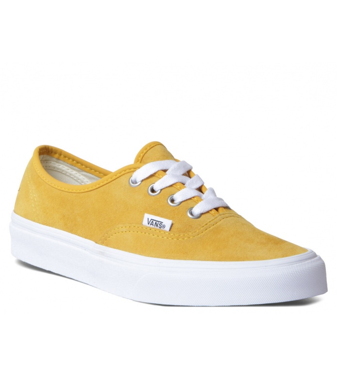 Vans Vans W Shoes Authentic yellow mango mojito/true white