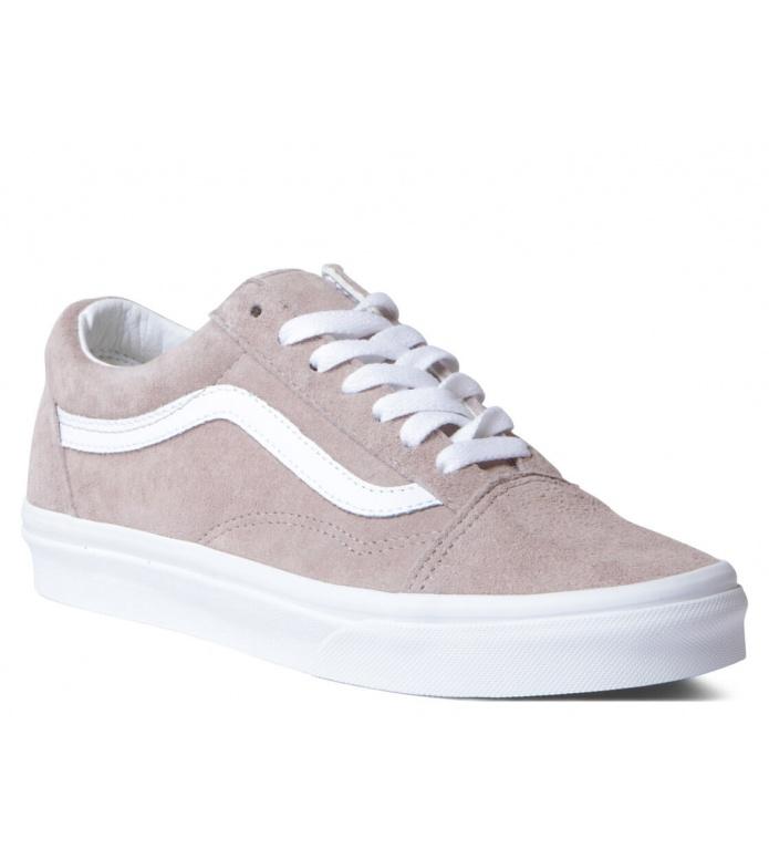 Vans Vans W Shoes Old Skool pink shadow grey/true white