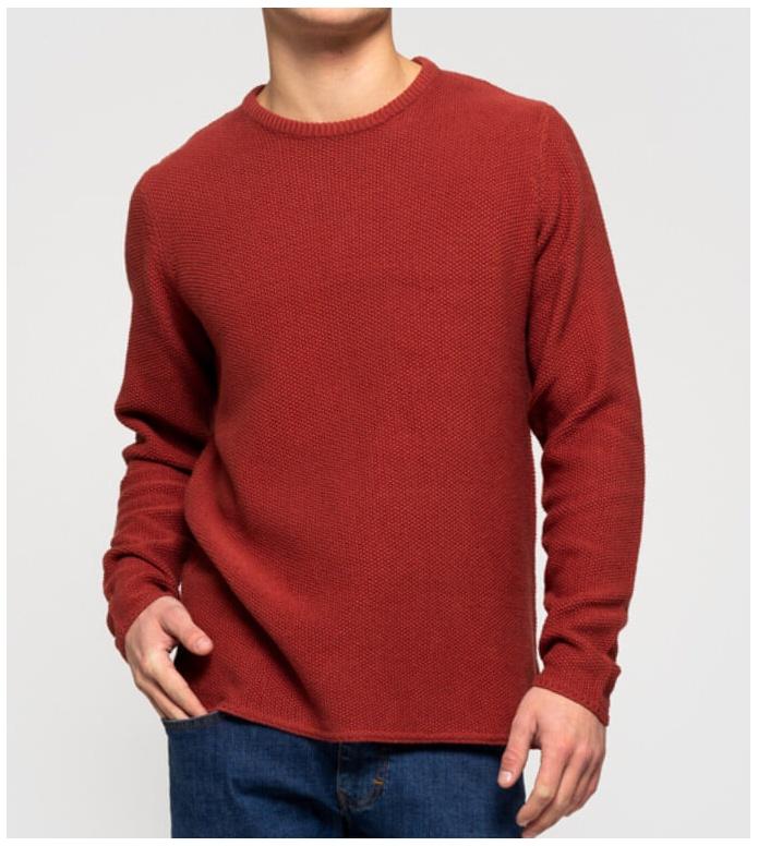 Revolution (RVLT) Revolution Knit Pullover 6007 red