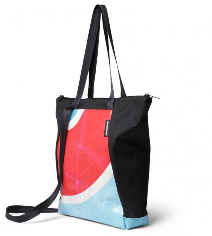 Freitag Freitag ToP Tote Bag Davian red/blue/white