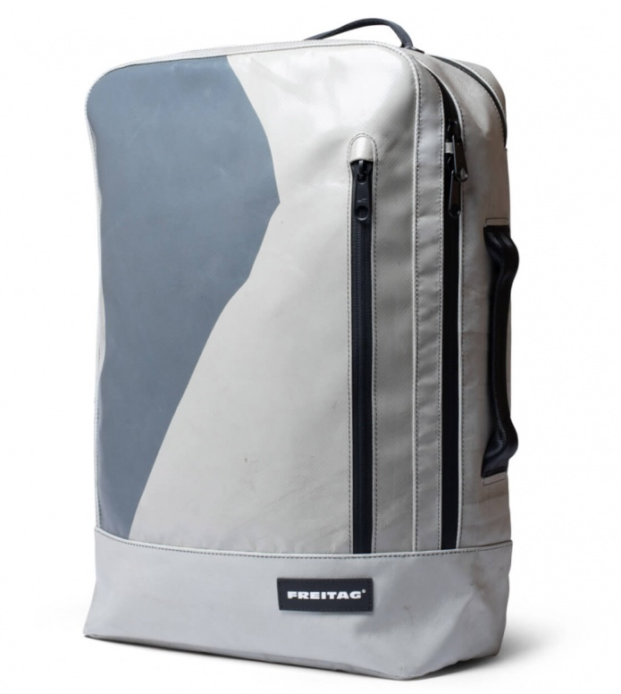 Freitag Freitag Backpack Hazzard grey/grey