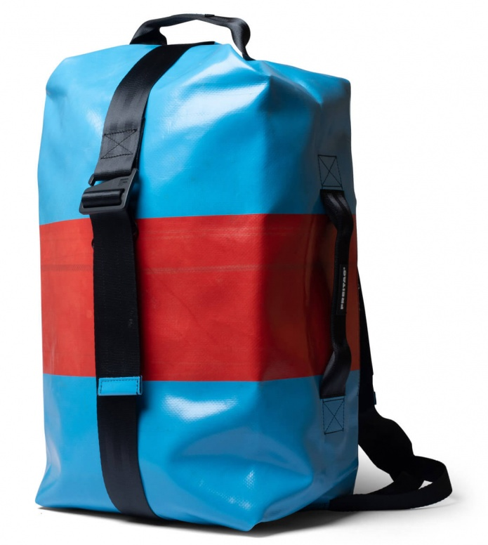 Freitag Freitag Backpack Skipper blue/red