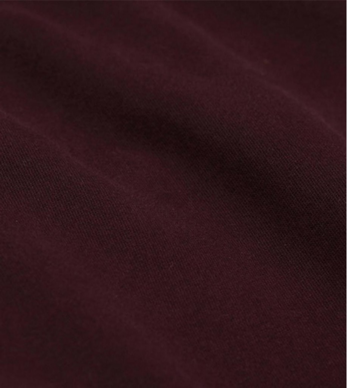 Colorful Standard Colorful Standard T-Shirt CS 1001 red oxblood