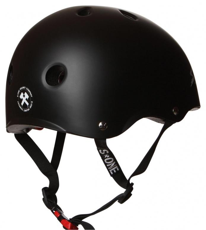 S1 S1 Helmet Mini Lifer black matte