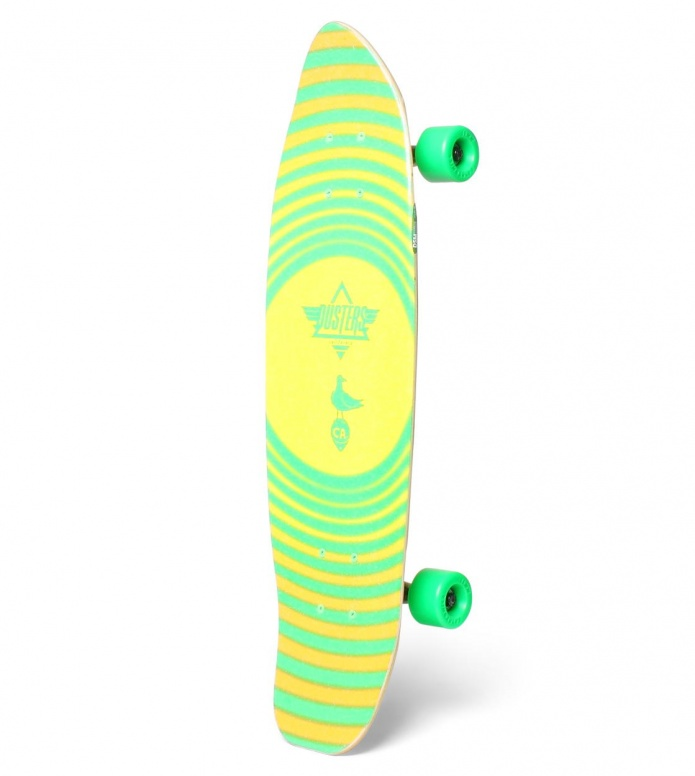 Dusters Dusters Cruiser Bird Timber green kryptonic