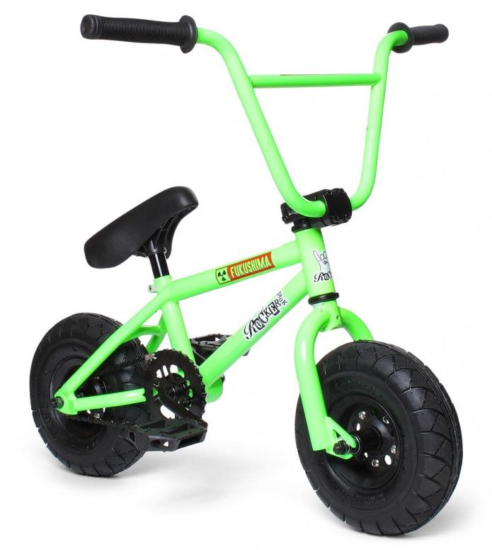Rocker Rocker Mini BMX Irok+ Fukushima green/black