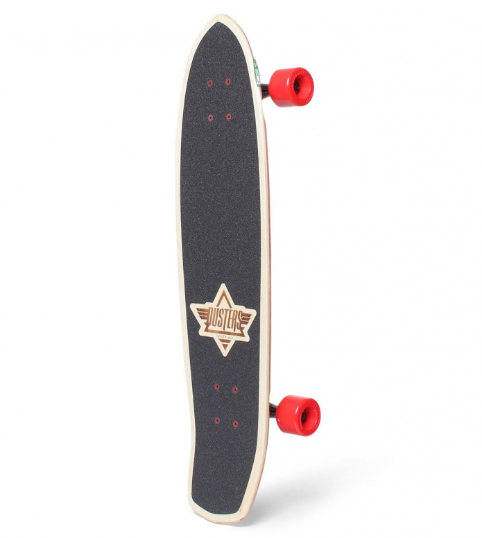 Dusters Dusters Cruiser Cazh red kryptonic