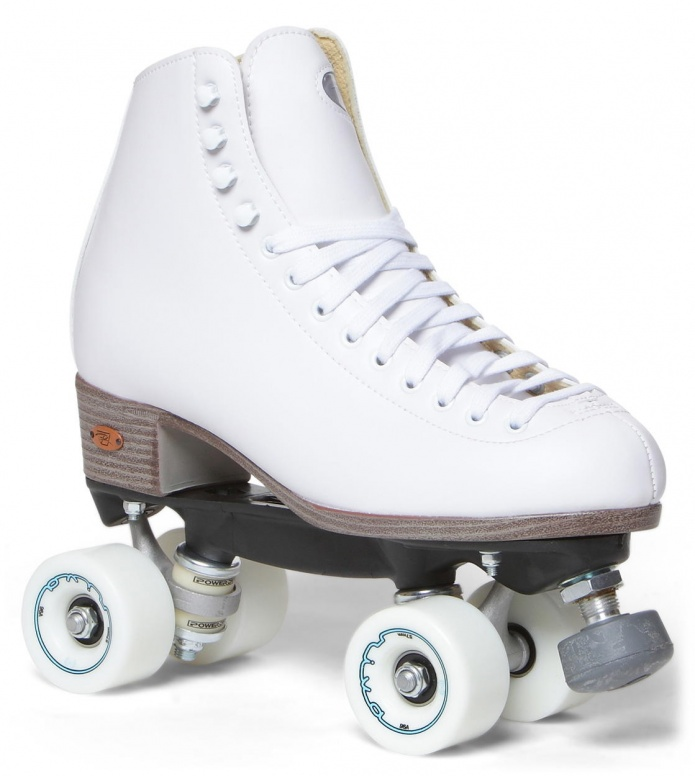 Riedell Riedell Roller Angel white
