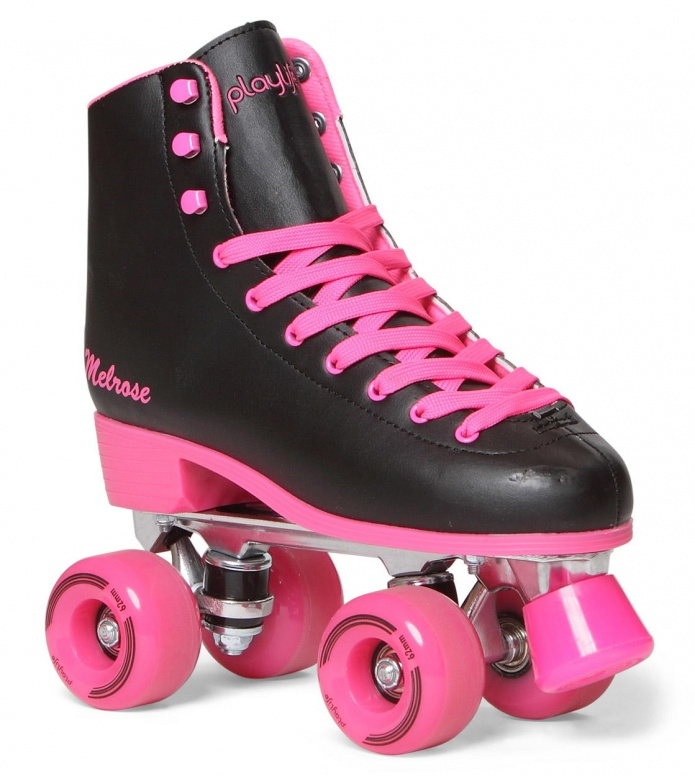 Playlife Playlife Roller Melrose Deluxe black/pink