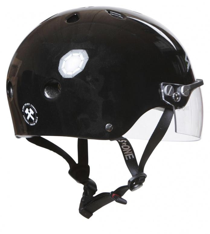 S1 S1 Helmet S1 Lifer Visor black gloss