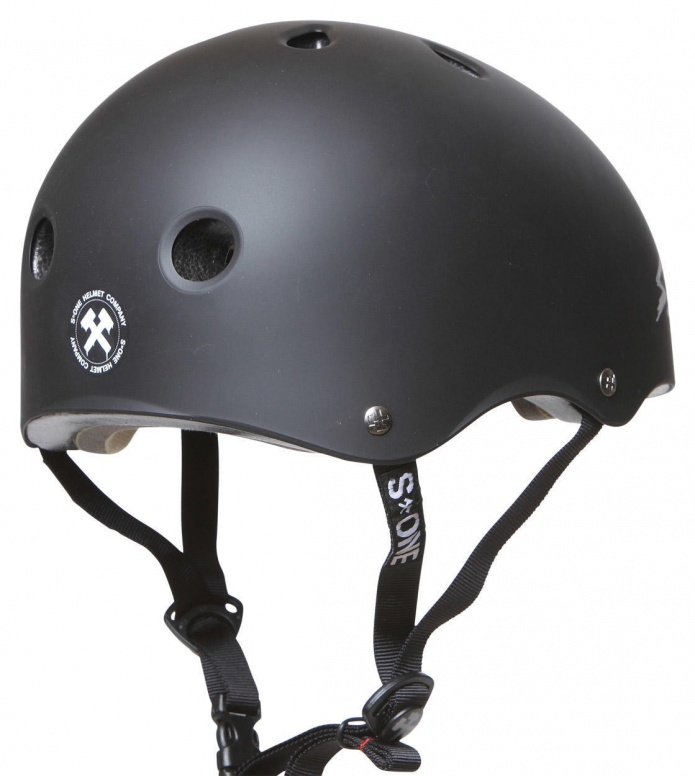S1 S1 Helmet S1 Lifer black matte