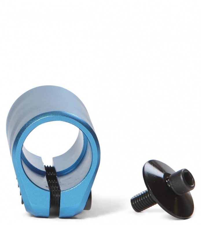 Tilt Tilt Clamp SCS Sculpted LT blue