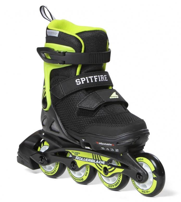 Rollerblade Rollerblade Kids Spitfire SL black/green lime