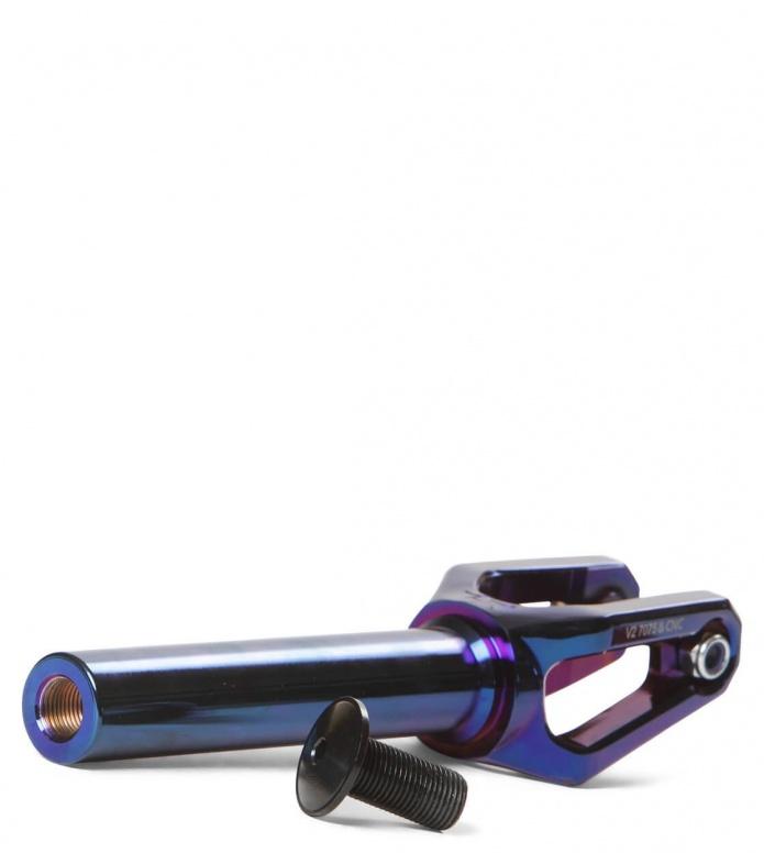 AO AO Fork SCS Diamond V2 rainbow burntpipe