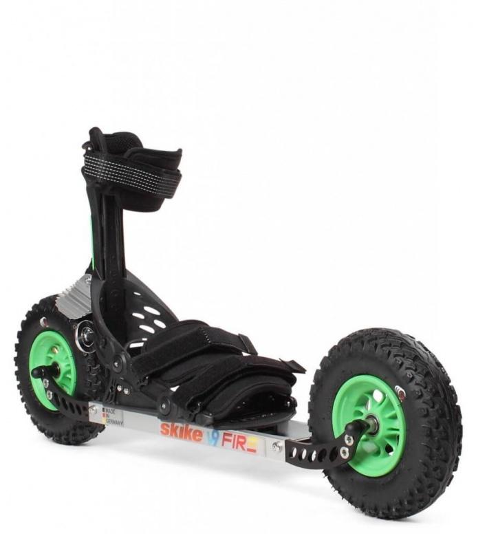 Skike Skike V9 Fire 200 black/green