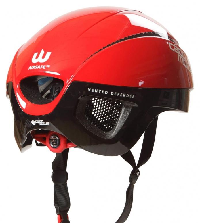 Cadomotus Cadomotus Helmet Omega Aerospeed red
