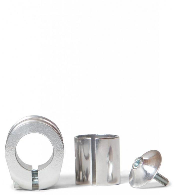 Apex Apex Clamp SCS Lite silver raw