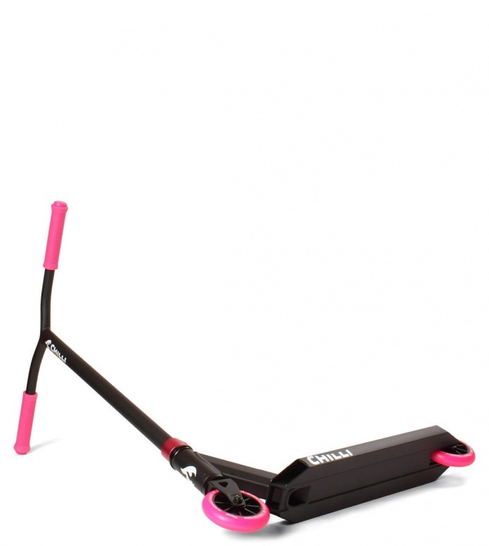 Chilli Pro Scooter Chilli Scooter Base black/pink
