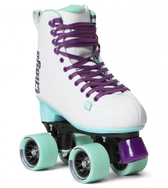 Chaya Chaya Roller Melrose white/green/purple