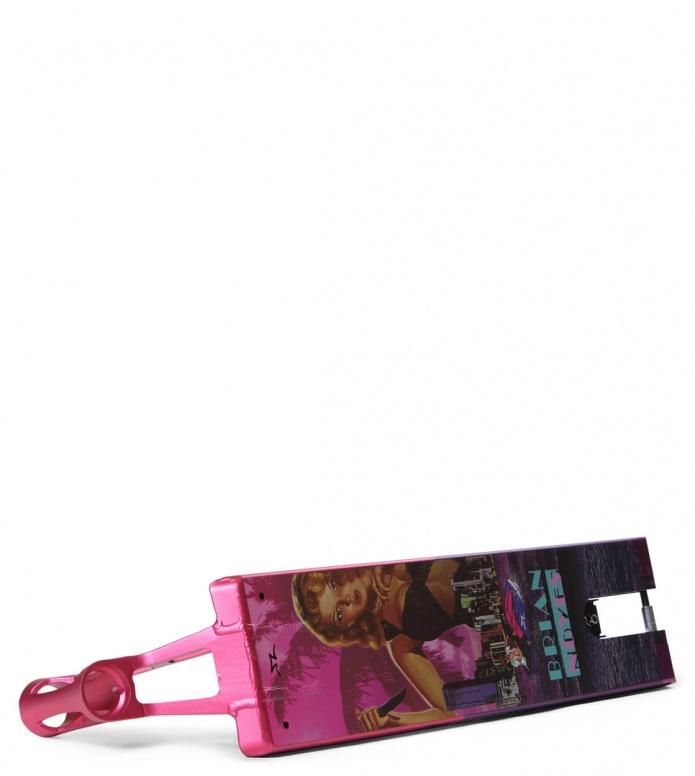 AO AO Deck Brian Noyes 5.8 pink/purple fade