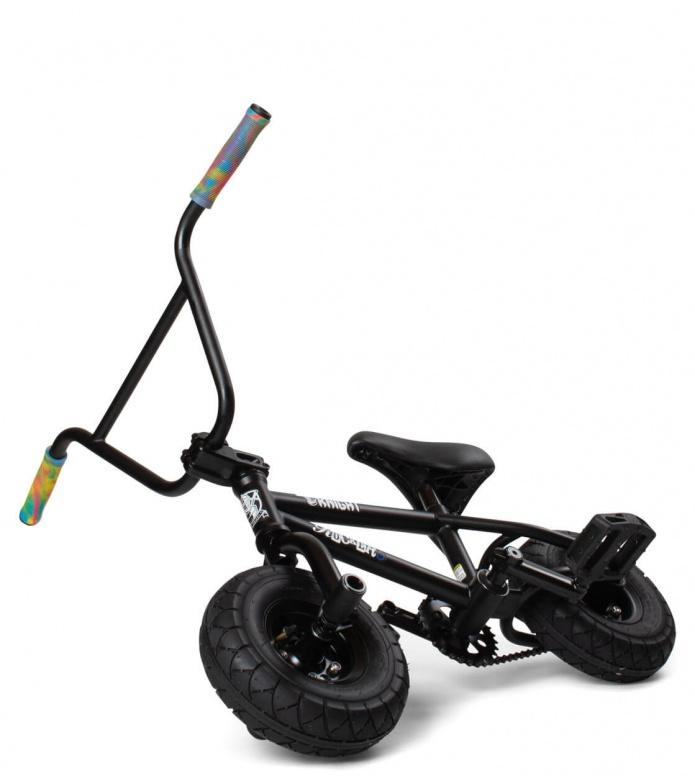 Rocker Rocker Mini BMX 3+ The Knight black/black