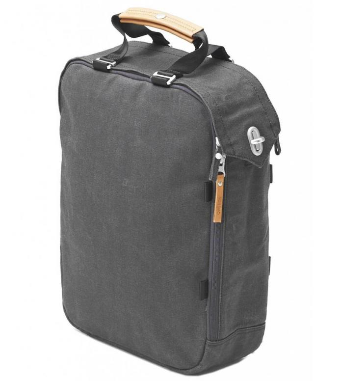 Qwstion Qwstion Bag Daypack washed black