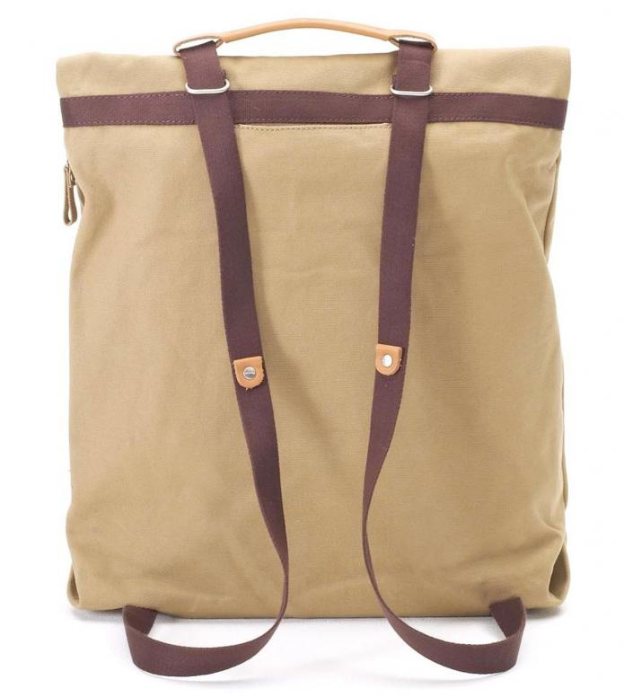 Qwstion Qwstion Bag Tote LG organic camel