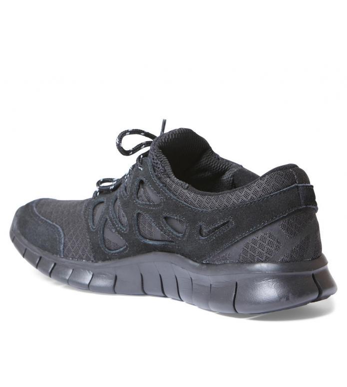 Nike Shoes Free Run 2 blackblack dark grey « Nike « gratis