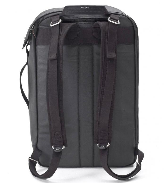 Qwstion Qwstion Backpack organic jet black