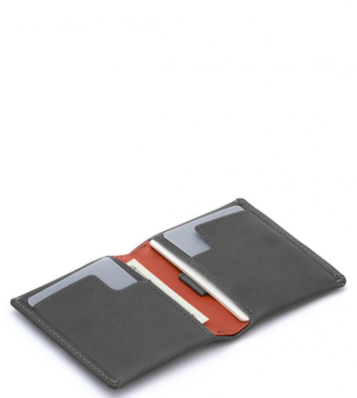 Bellroy Bellroy Wallet Slim Sleeve grey charcoal