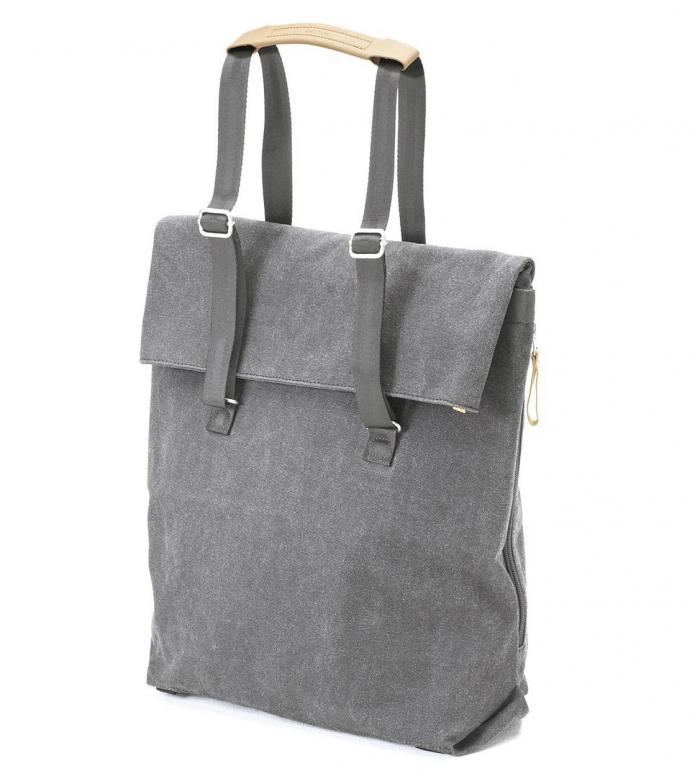 Qwstion Qwstion Bag Day Tote washed grey