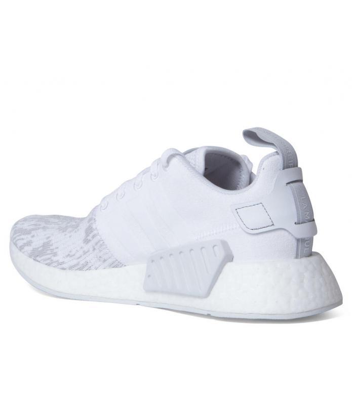 adidas Originals Adidas W Shoes NMD R2 white footwear/grey two