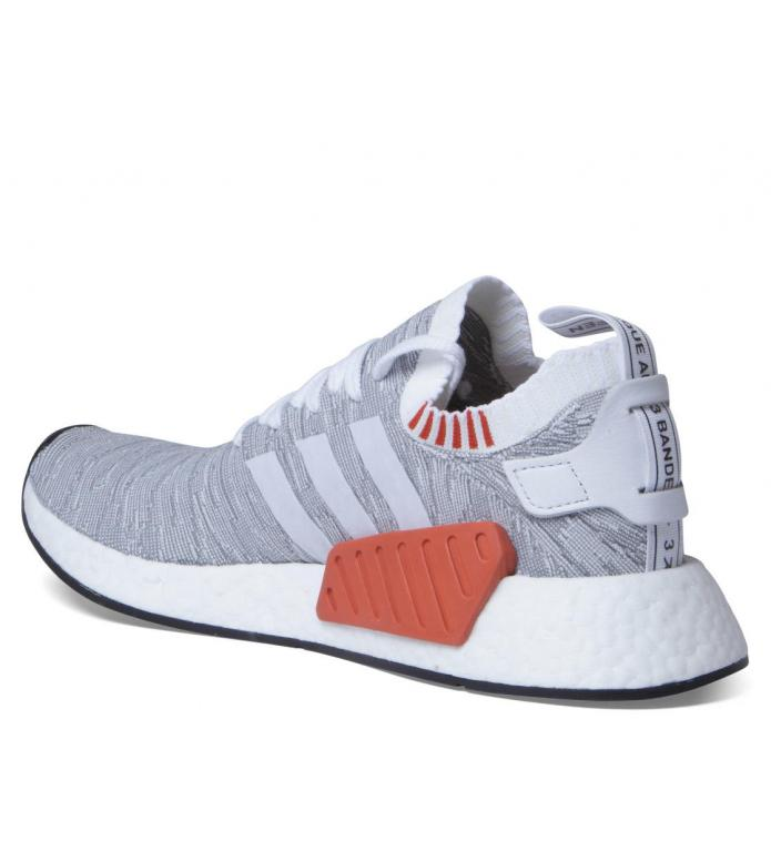 adidas Originals Adidas Shoes NMD R2 Primeknit white/core black