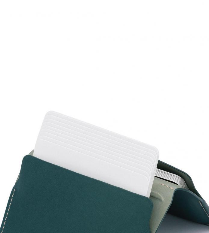 Bellroy Bellroy Card Holder green teal