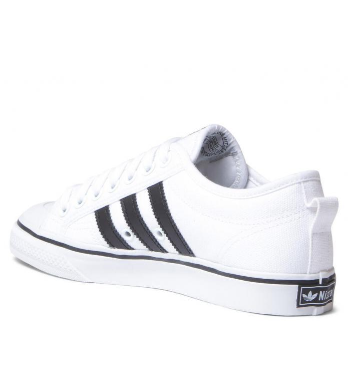 adidas Originals Adidas Shoes Nizza white footwear/footwear white/crywhite