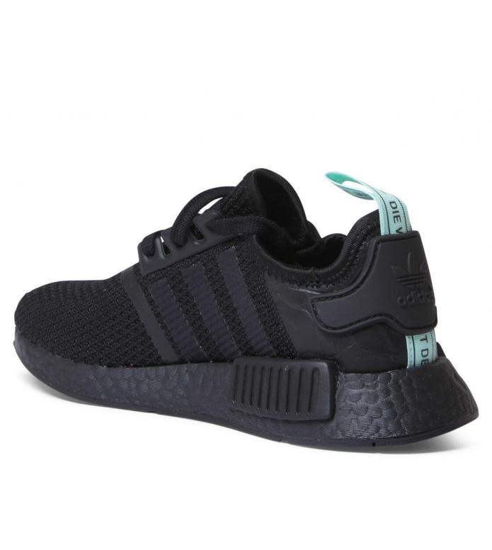 adidas Originals Schuh NMD R1 W Core BlackFtwr White