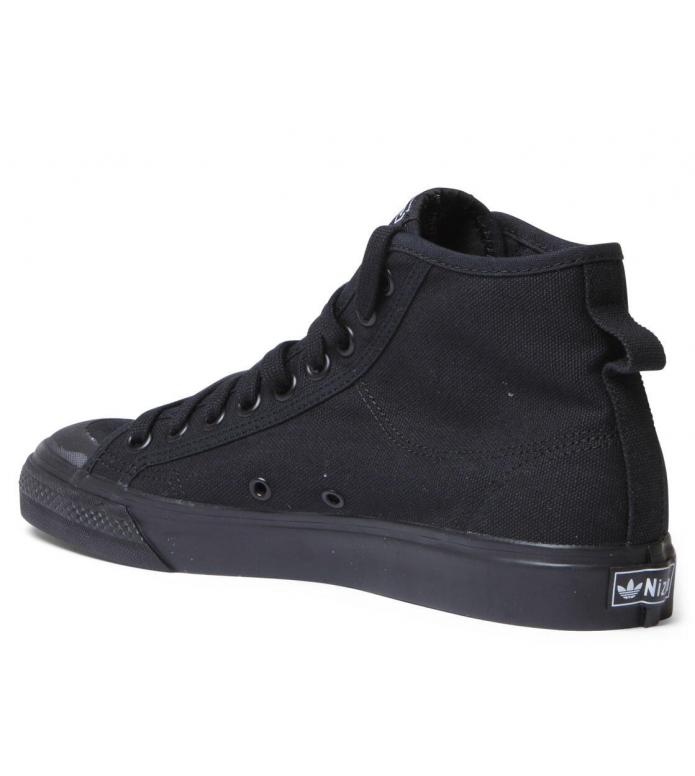 adidas Originals Adidas Shoes Nizza HI black core/core black/footwear white