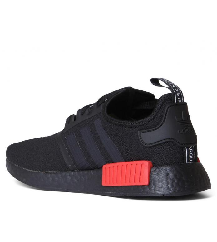 Men's adidas NMD Runner R1 Casual Shoes GreyCore Black