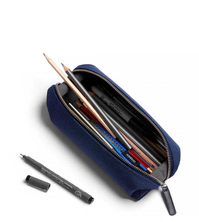 Bellroy Bellroy Pencil Case Plus blue ink