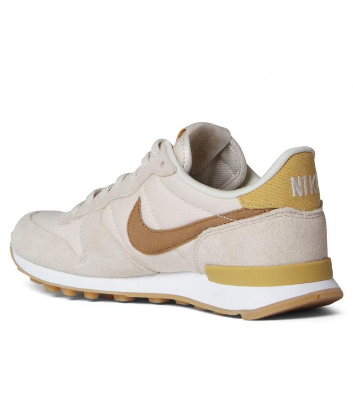 Nike Nike W Shoes Internationalist beige beach/wheat gold