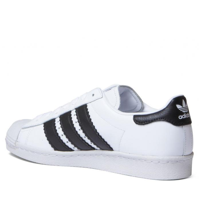 adidas Originals Adidas Shoes Superstar 80s white footwear/core black/crystal white