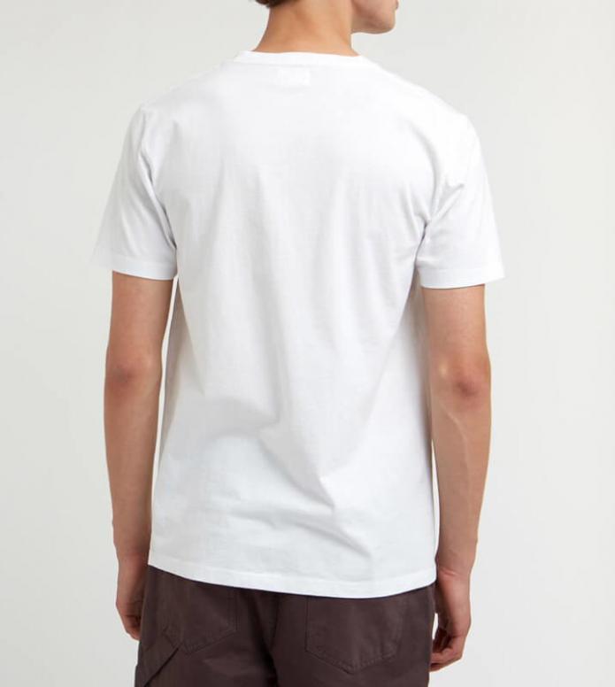 Wood Wood Wood Wood T-Shirt GGG white bright
