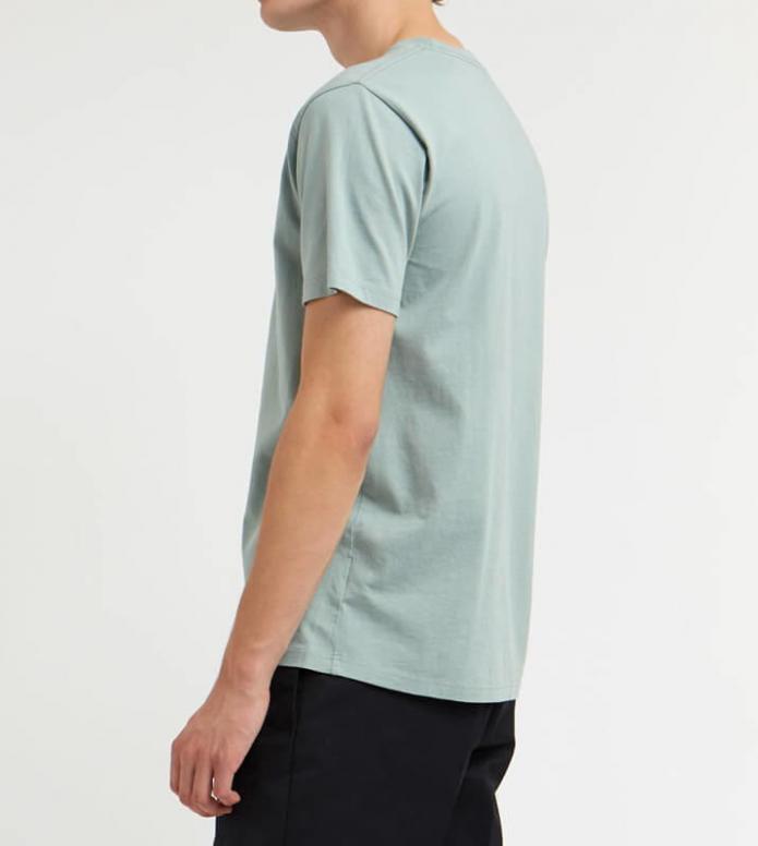 Wood Wood Wood Wood T-Shirt Box green mint