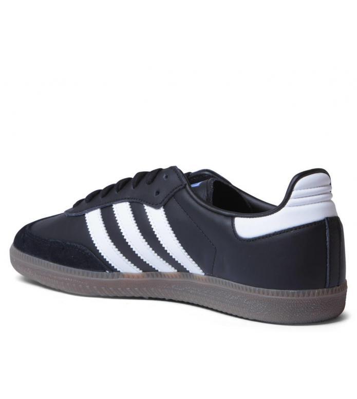 adidas Originals Adidas Shoes Samba OG black core/footwear white/gum5