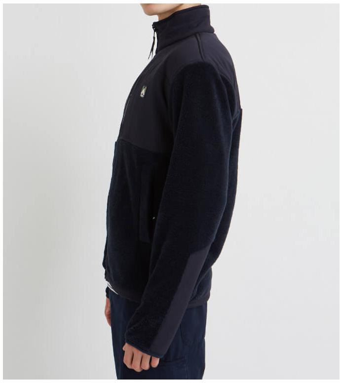 Wood Wood Wood Wood Jacket Hannes blue navy