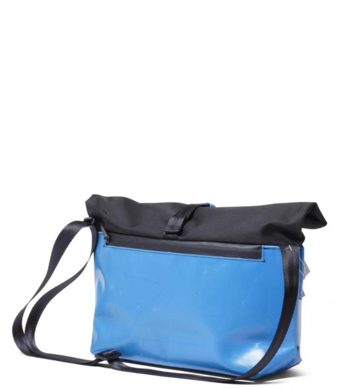Freitag Freitag ToP Bag Rollin blue/white