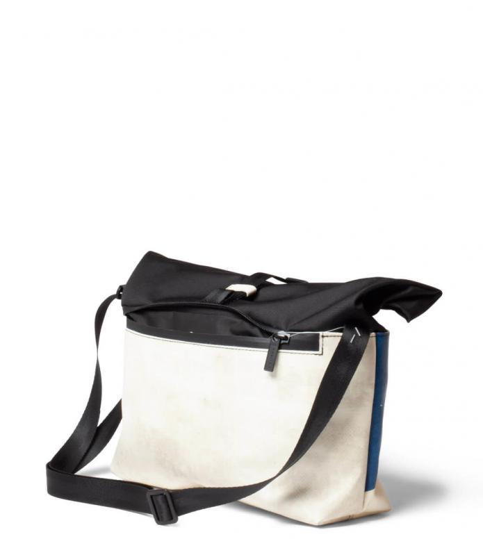 Freitag Freitag ToP Bag Rollin white/blue