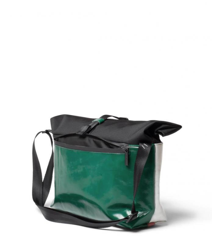 Freitag Freitag ToP Bag Rollin green/white/orange